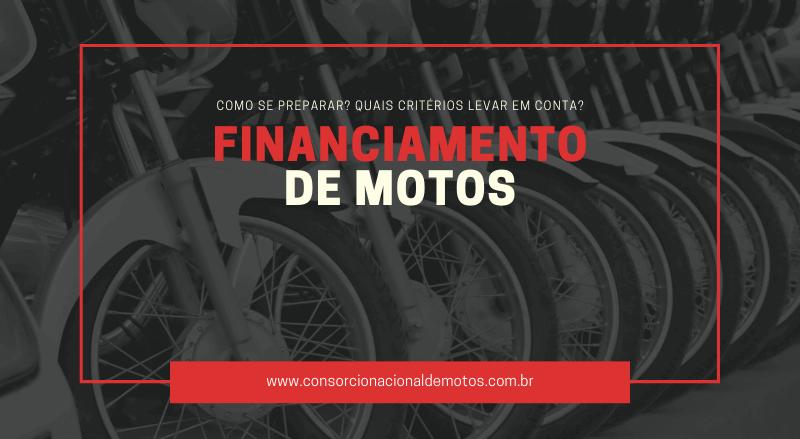 financiamento de motos